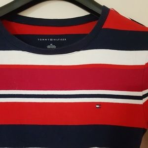 Tommy Hilfiger Long sleeve striped top